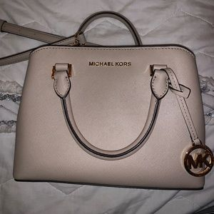 Nude Michael Kors Bag